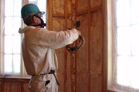 Spray Foam Insulation